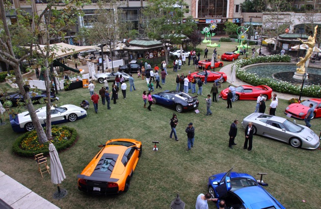 369b9399e1t 00 200 mph supercars featured at the 2nd Annual Caruso Concours