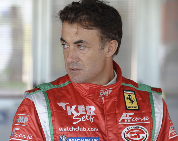 41ea74273e447ccl Jean Alesi returns to racing Ferraris