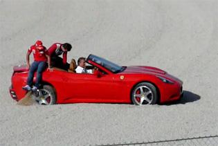 8565943a6bfornia Luca Montezemolo beaches Ferrari California