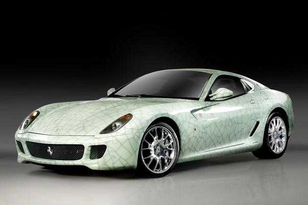 85b669e984rc opt Ferrari 599 China for $1.77M