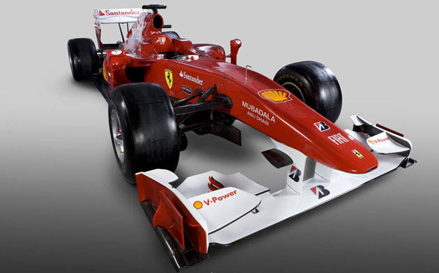 6984101149ri f10 Ferrari F10 2010
