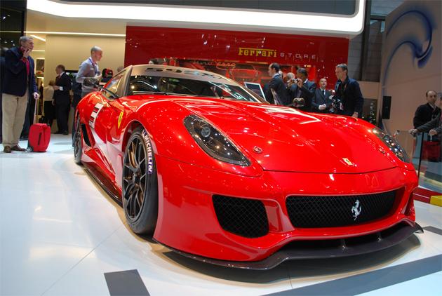 81b28276e19xx630 Ferrari 599 GTO