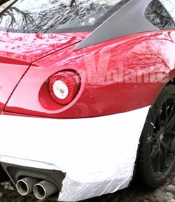 15051d7d9fto spy Spy Shots: Ferrari 599 GTO, is that you?