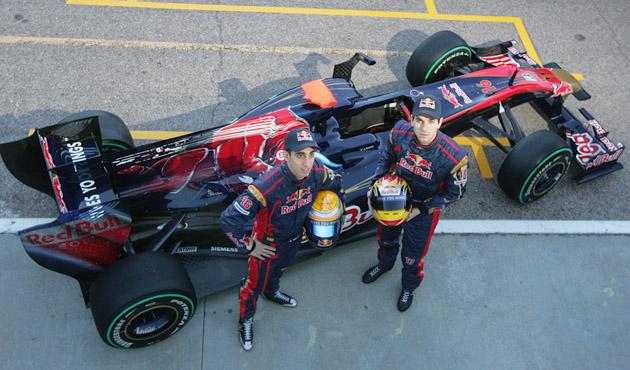 4e2edebc03ebstr5 Toro Rosso with the 2010 STR5