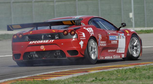 8d812ea95b430gtc Ferrari F1 veterans Fisichella and Alesi team up to contest LMS GT2
