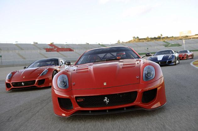 deee646577ialead Ferrari 599XX