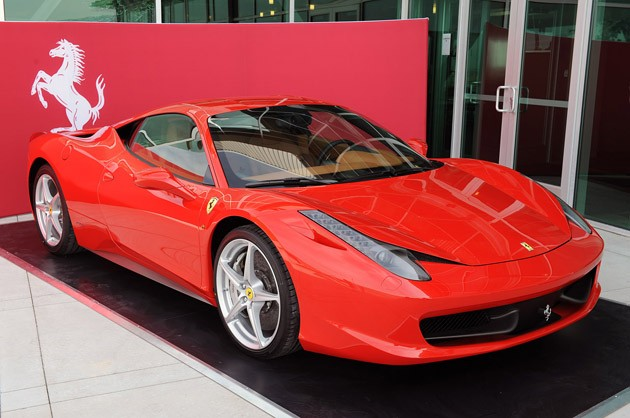 6b76f121b1utlive Ferrari 458 Italia makes North American public debut in...Tooele, UT