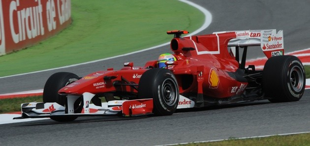 277c066fda0037sp Nixed! Ferrari removes barcode from F1 cars