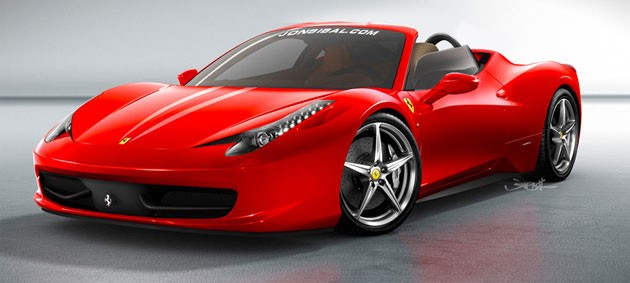 5491f7dfc7errend Rumormill: Ferrari 458 Spider to go hard top?