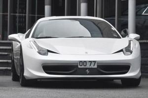 Kahn Ferrari 458 Italia