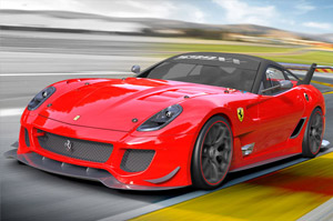 Ferrari 599XX Evolution thumb Ferrari 599XX Evolution