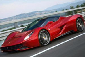 Ferrari Enzo successor will have 920HP