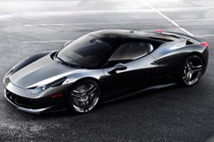 SR Kiluminati Ferrari 458 Pure Five