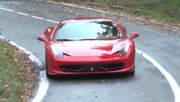 Ferrari 458 Italia - test drive 2