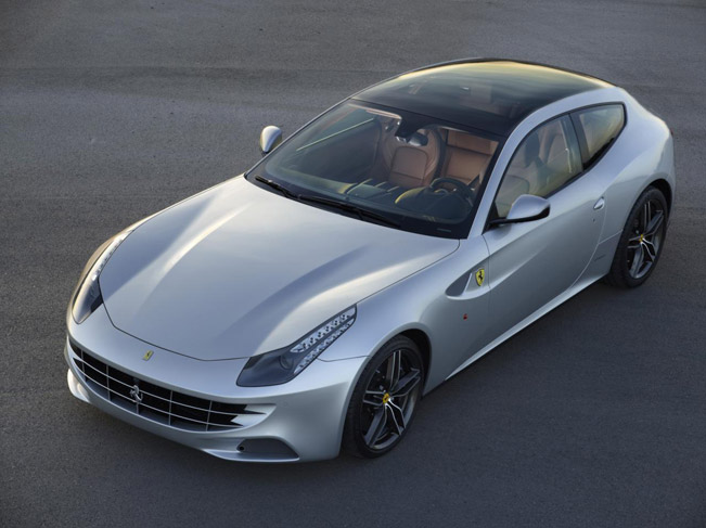 2013 Ferrari FF Panoramic roof 651 2013 Ferrari FF with Panoramic Roof