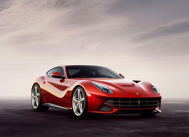 Ferrari Drives Sandy Relief: Auctions First F12berlinetta in the U.S. To Support Hurricane Sandy Relief