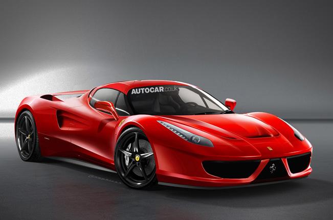 Ferrari F70 01 Ferrari F70