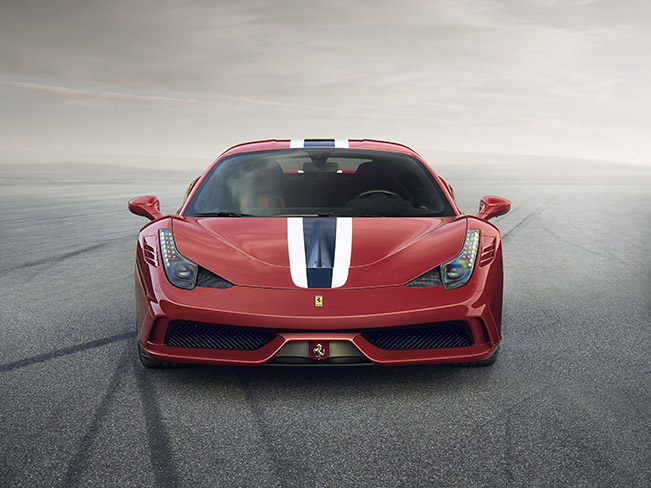The Ferrari 458 Speciale to Debut at Frankfurt: Extreme Technology For an Uncompromising New V8