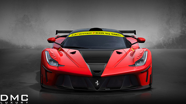 LaFerrari FXXR by DMC Luxury