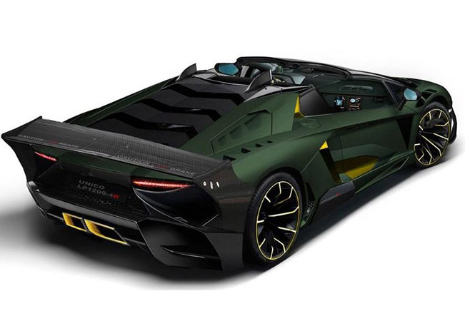 DMC Lamborghini Aventador LP1200-4R Concept