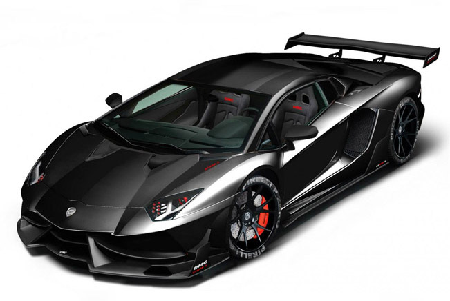 DMC Lamborghini Aventador LP988 Edizione GT teaser