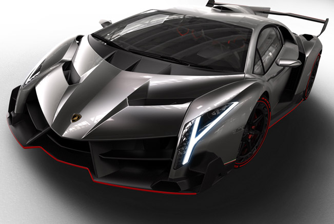 Lamborghini Veneno delivers the 2nd in Miami [video]