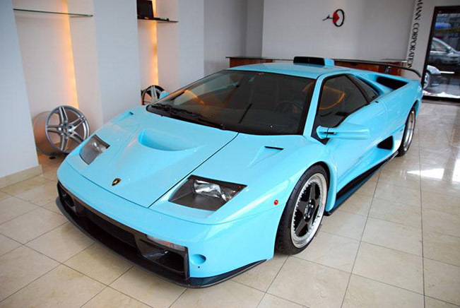 2001 Lamborghini Diablo GT for Sale