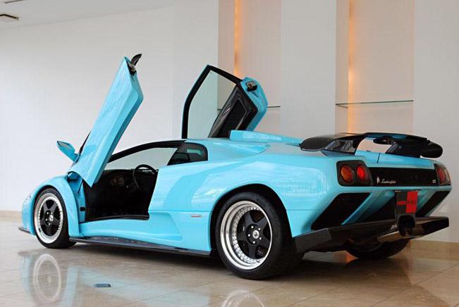 2001 Lamborghini Diablo GT 02