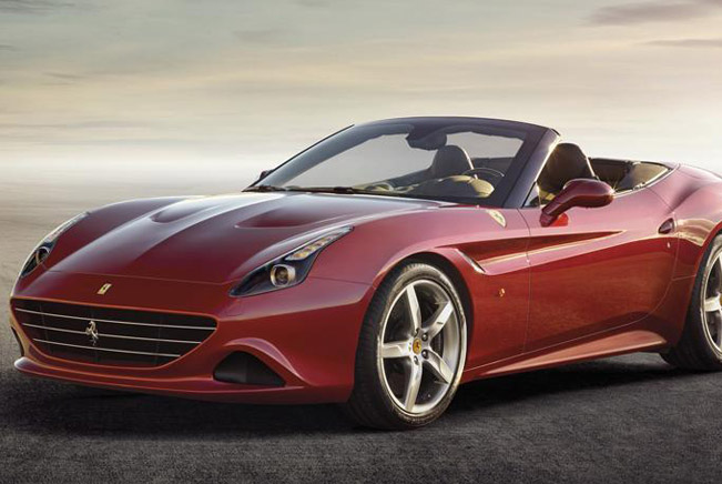 2014 Ferrari California T leak 2014 Ferrari California T [leak image]