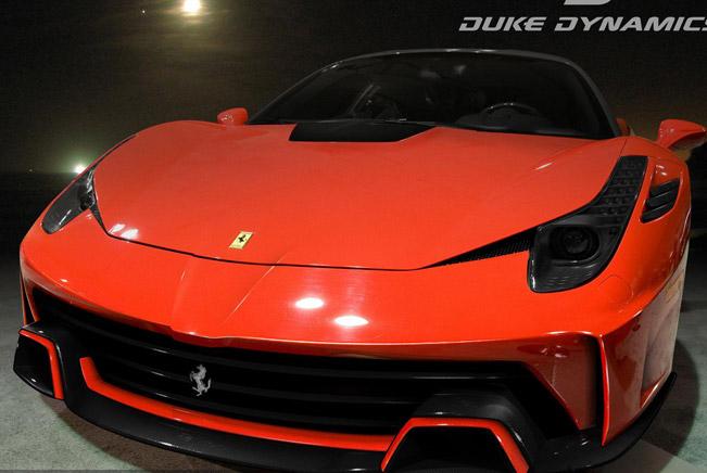 Duke Dynamics Ferrari 458 Velocita [preview]