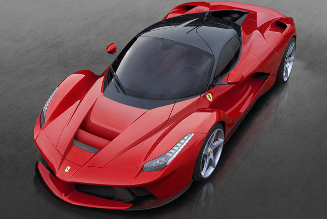 laferrari limited series special 05 t Kimi Raikkonen tests LaFerrari at Fiorano [video]