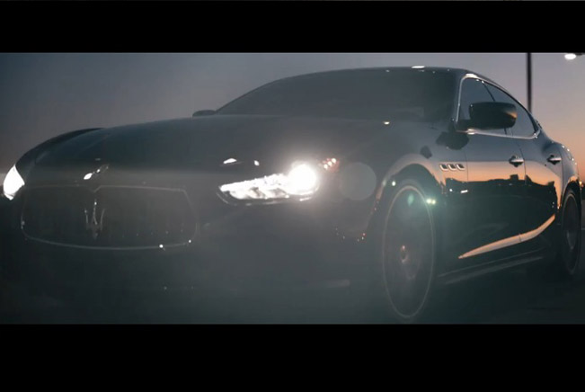 Maserati Ghibli Super Bowl XLVIII Spot [video]