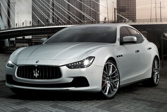 Maserati Ghibli Maserati with excellent start for 2014