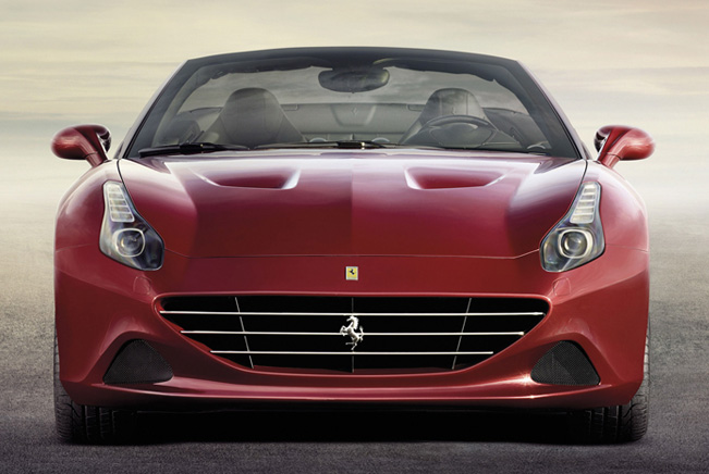 ferrari california t t Ferrari California T   Back to the Roots