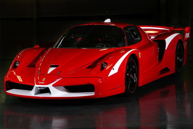 A Ferrari FXX Evolution for Sale