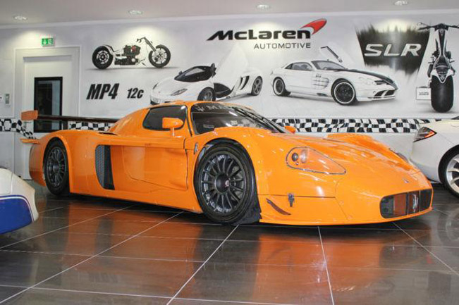 Edo Competition Maserati MC12 Corsa - Price €1,395,000