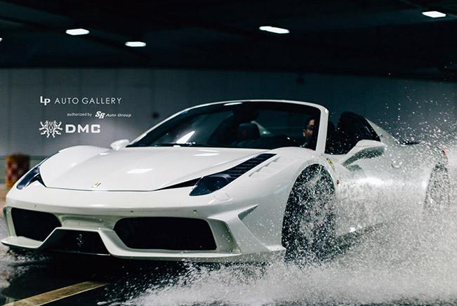 DMC Ferrari 458 Estremo & Elegante Monte Carlo
