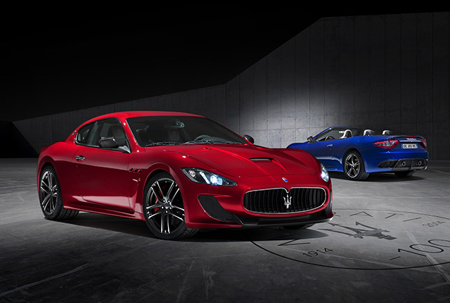 GranTurismo MC Centennial Range Maserati Continues Triple Digit Growth Streak in April After Debut of Granturismo MC Centennial Edition Models