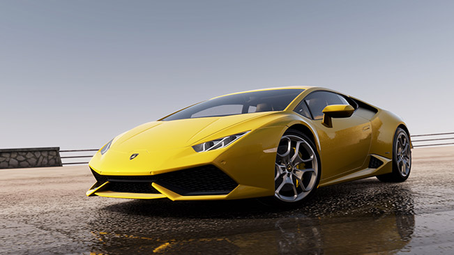 Lamborghini Huracan LP 610 4 is The Hero of Forza Horizon 2 The New Lamborghini Huracán LP 610 4 is The Hero of Forza Horizon 2