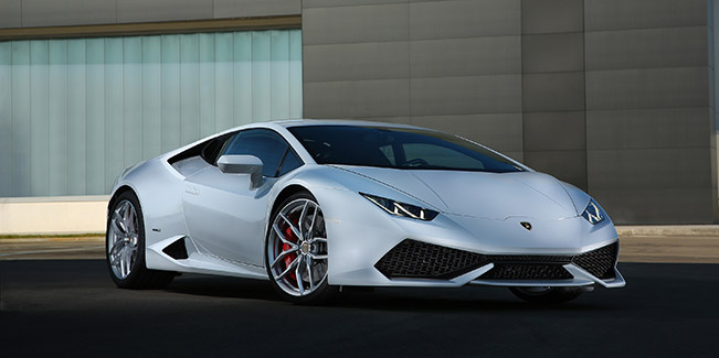 Lamborghini Huracan LP 610 Front Angle Lamborghini Huracan LP 610 4   The Start of a New Legend