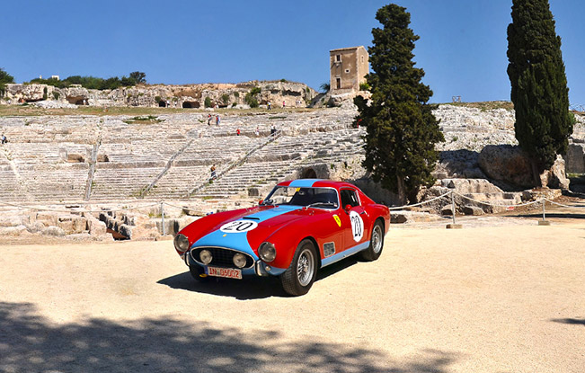 Entries open for the 2014 Ferrari Tribute to the Targa Florio Classic Entries open for the 2014 Ferrari Tribute to the Targa Florio Classic