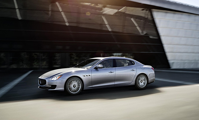 Maserati Quattroporte Joins Quintessentially Driven Fleet