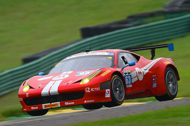 Ferrari Flies to Victory at Virginia International Raceway 01 Ferrari Flies to Victory at Virginia International Raceway
