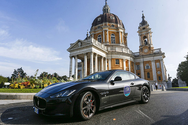 Maserati Centennial International Gathering Concludes With Final Two Days in Cremona and Turin