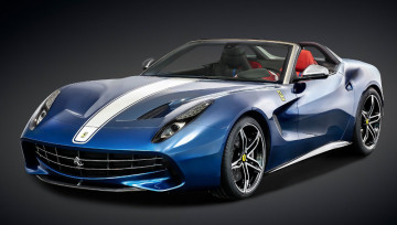 2016 Ferrari F60America Front Angle