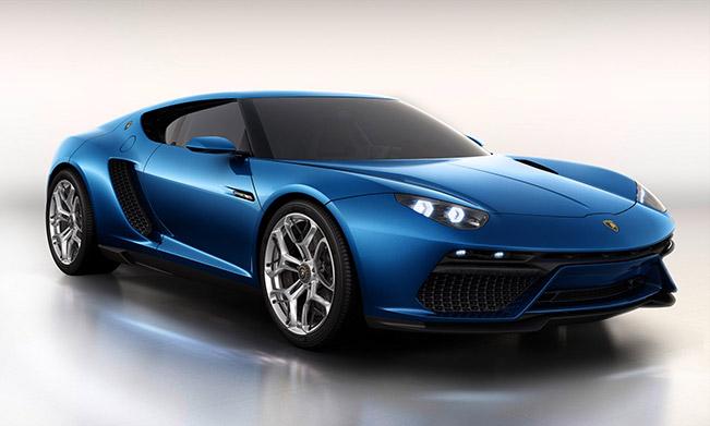 Lamborghini Asterion LPI 910-4 Unveiled at the 2014 Paris Mondial de l'Automobile
