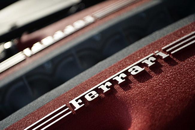 Ferrari Developing V-twin Motorcycle Engine