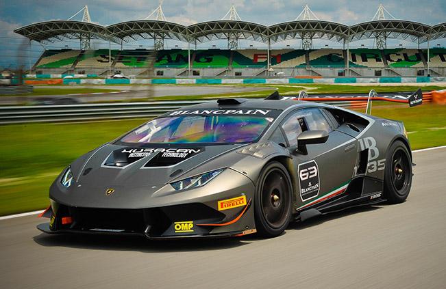 Lamborghini Huracan LP 620 2 Super Trofeo 2015 front angle 2015 Lamborghini Blancpain Super Trofeo Calendar Confirmed