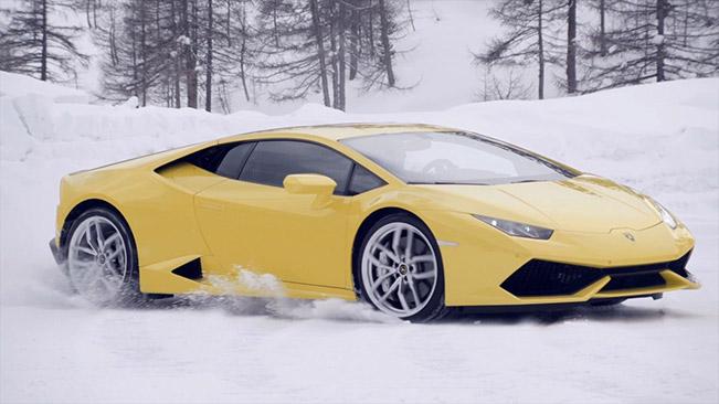 Lamborghini Announces First-Ever North American Winter Accademia for 2015