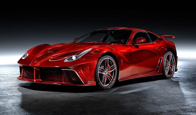 Mansory Ferrari La Revoluzione